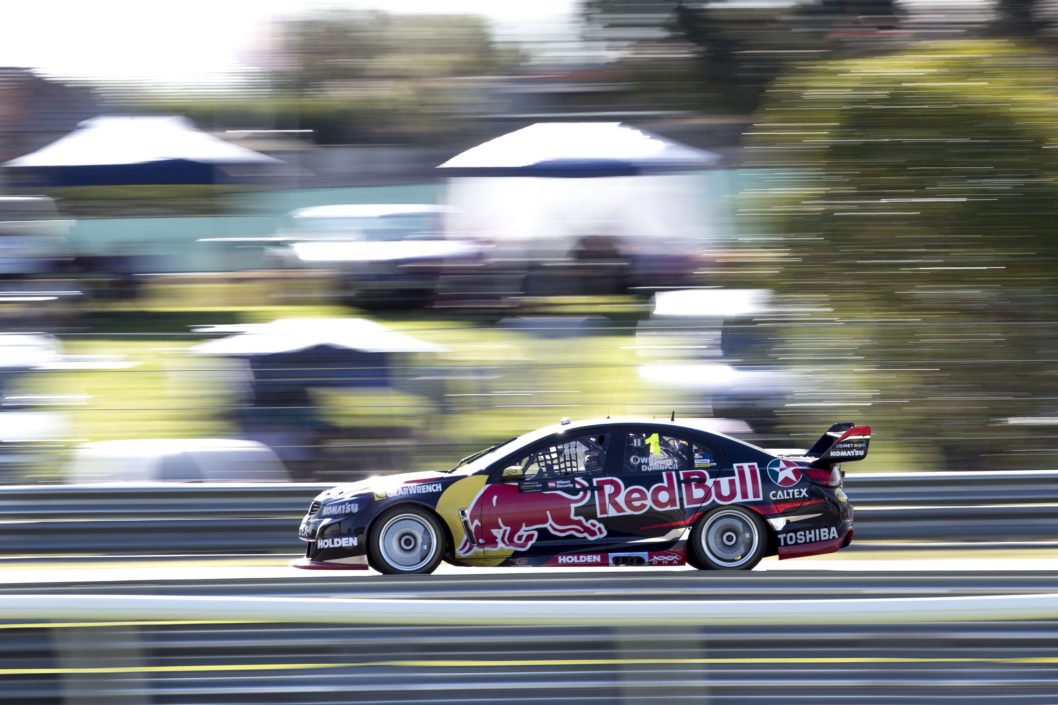 Sandown In Pictures Jamie Whincup