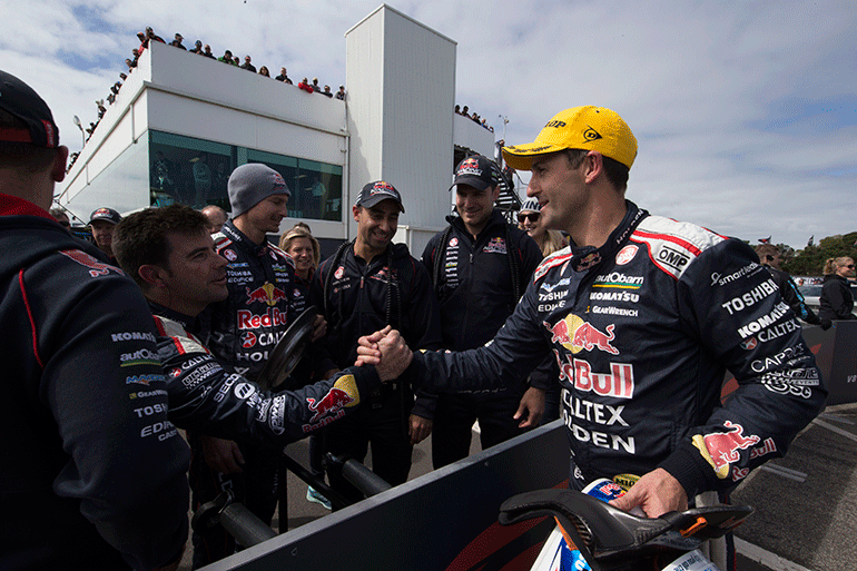 PHILLIP ISLAND 2015 IN PICTURES | Jamie Whincup