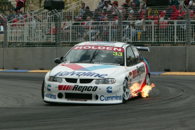 Clipsal March 2003