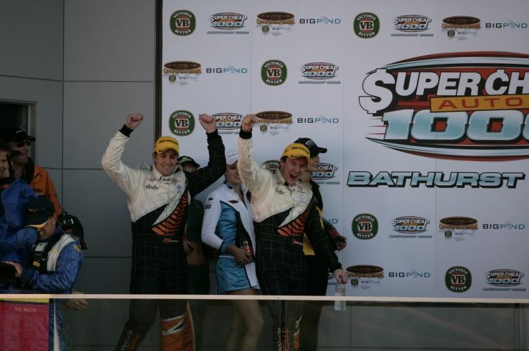 Bathurst October 2005