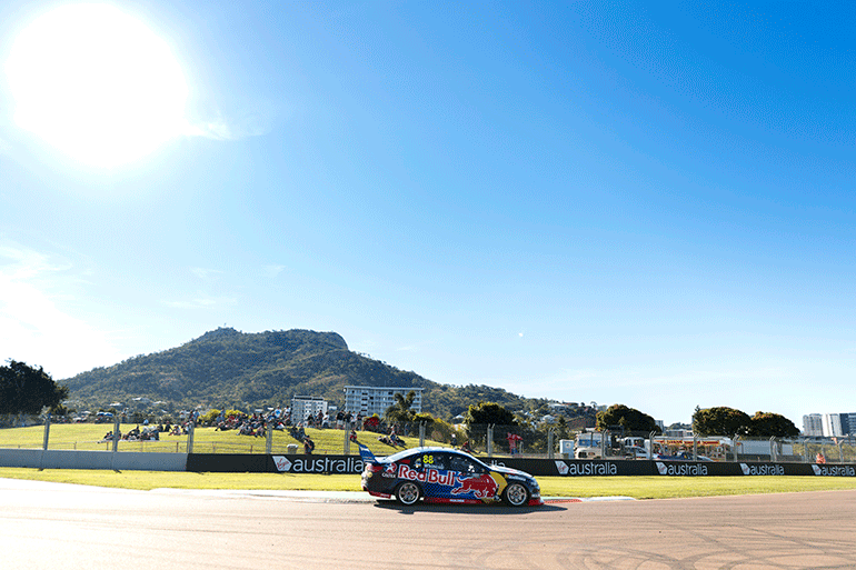 Townsville 2016 In Pictures Jamie Whincup