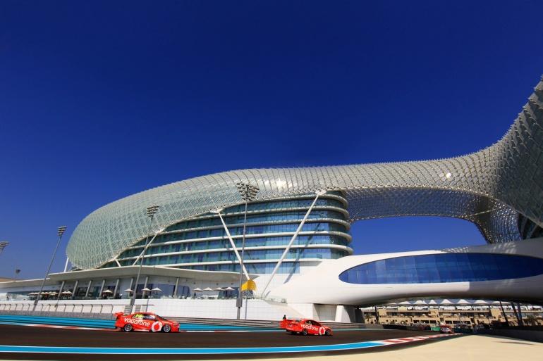 Abu Dhabi November 2012