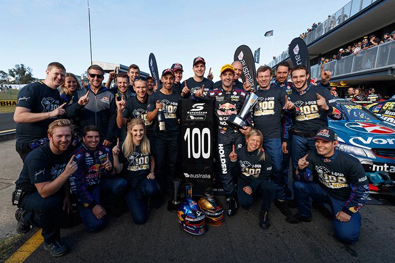 100 Race Wins