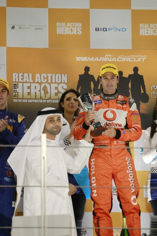 Abu Dhabi February 2011
