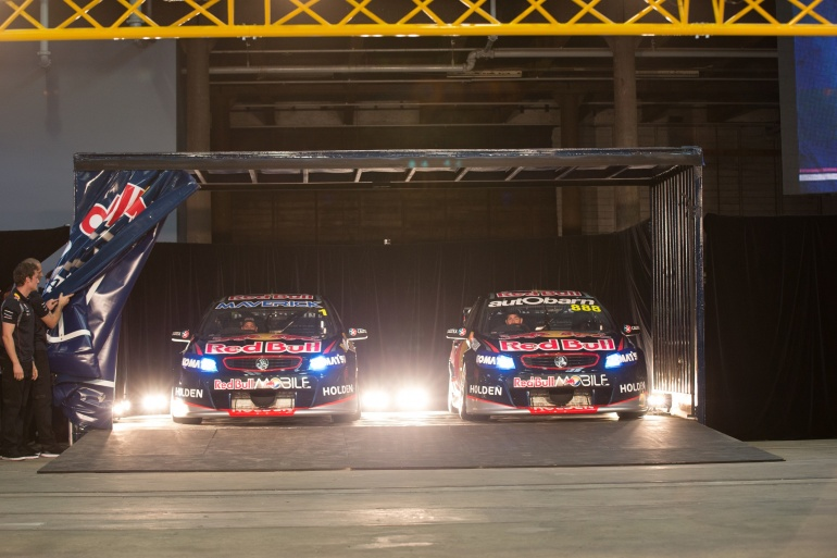 Launch of Red Bull Racing Australia March 2013