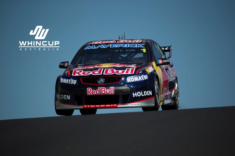 V8 Wallpaper Race Car Jamie Whincup