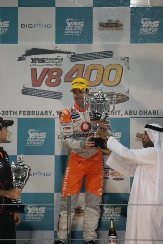 Abu Dhabi February 2010